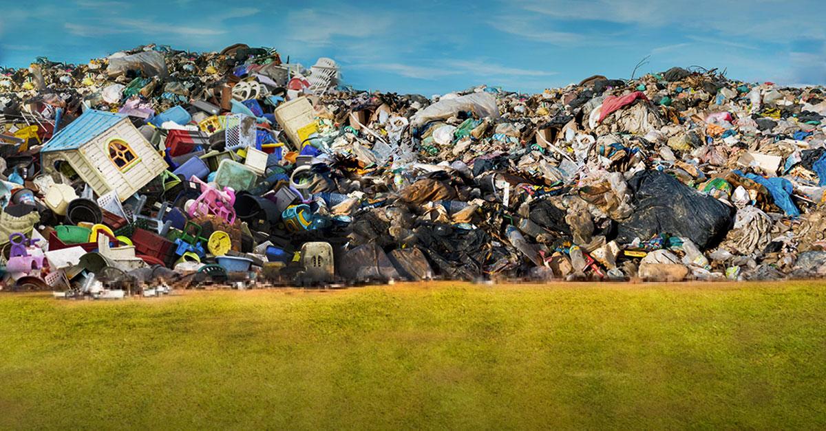 Futuro passa por reduzir lixo e desperdícios